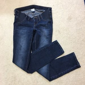 Old Navy Jeans - Old Navy Maternity Skinny Jeans- Size 2R